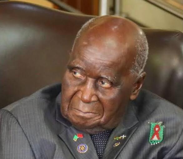 BREAKING: Ex-Zambia President Kenneth Kaunda Dies Aged 97