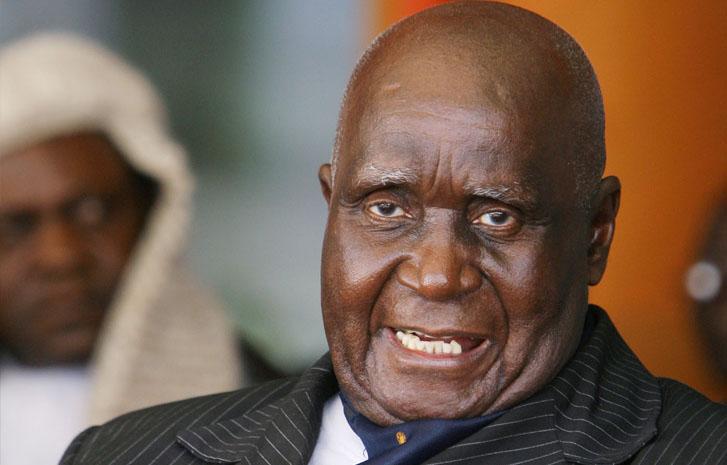 Zapu Mourns Kenneth Kaunda