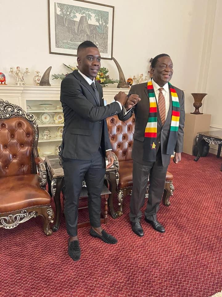 Marvelous Nakamba Meets ED
