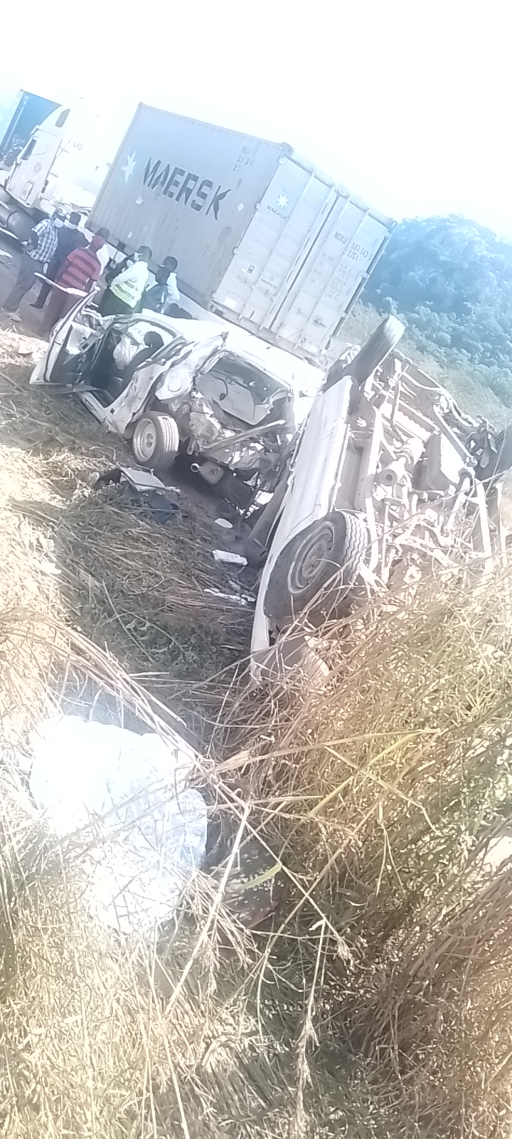 Haulage Truck Mishap Claims One At Forbes Border Post
