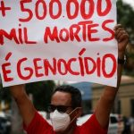 Brazil Hits 500 000 Covid Deaths Amid 'Critical' Situation
