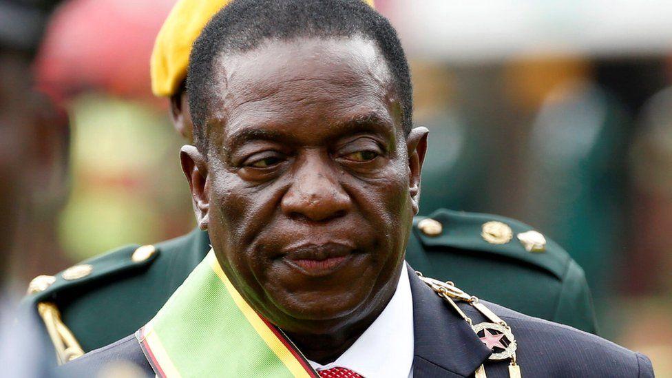 We Are Watching You, Mnangagwa Warns NGOs