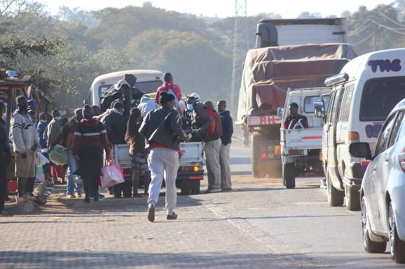 Commuters Miserable As Public Transport Shortage Bites