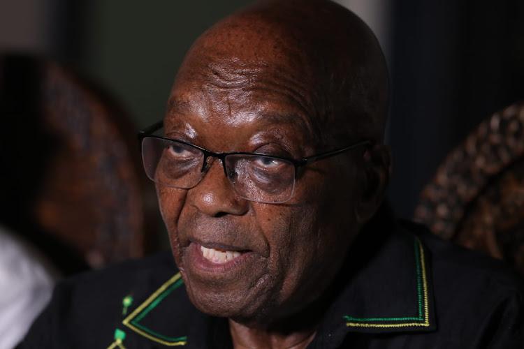 Zuma Arrested, Starts 15 Month Jail Term