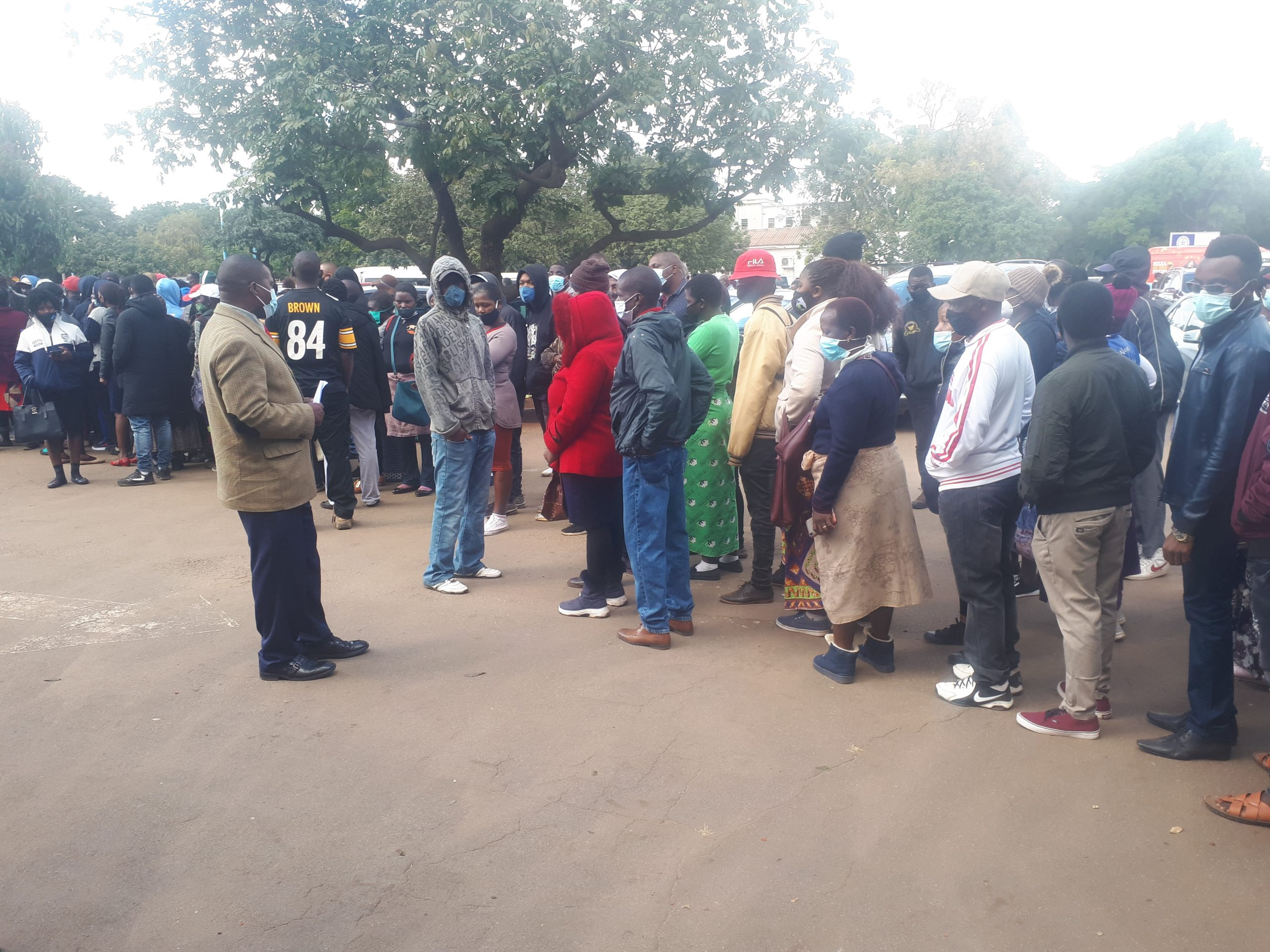 Complacent Zimbos Forget About Covid Vaccine Amid Grave Fears Of Another Deadly Wave
