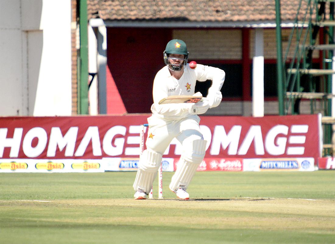 Zimbabwe Fight Back After Bangladesh Record Stand
