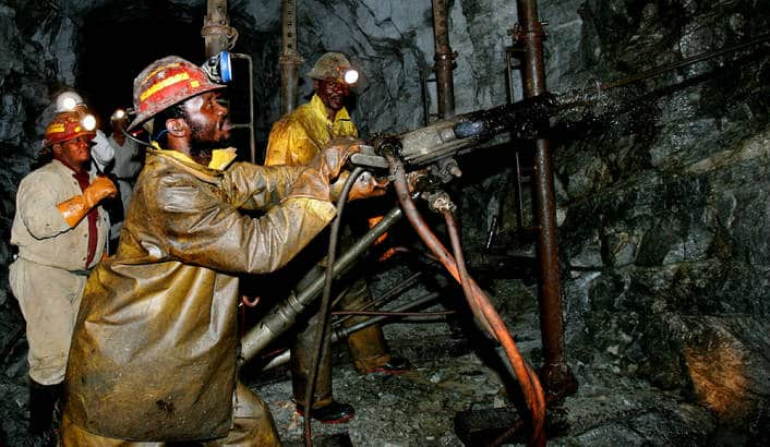 Trouble For Protesting Golden Valley Mine Workers
