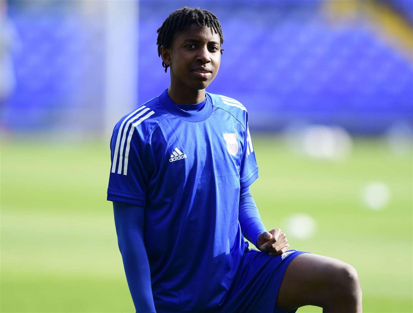 Zim Teen Ace Tawanda Chirewa Scores First Ipswich Town Goal