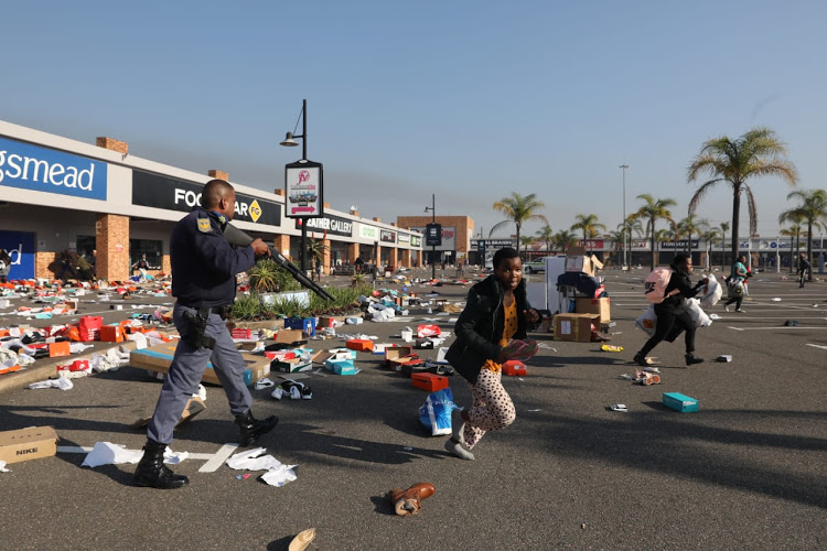 Fresh Wave Of Protests Loom In South Africa
