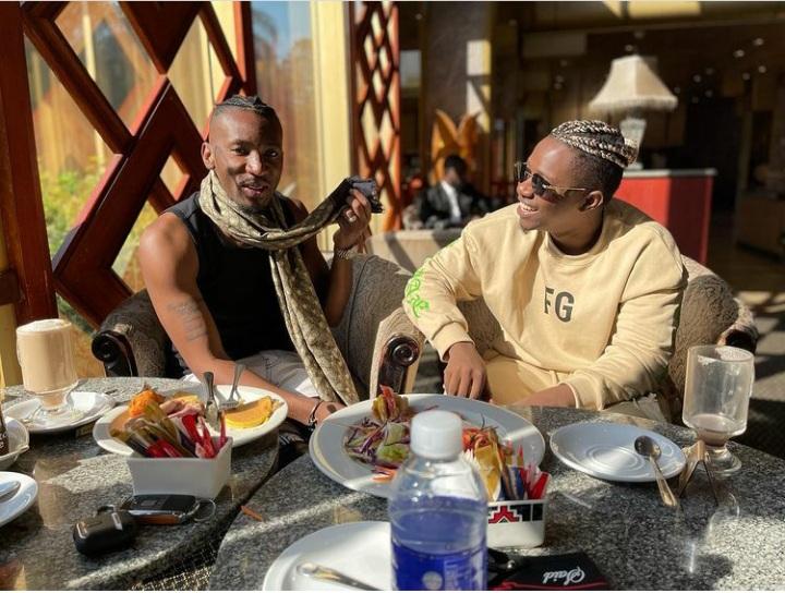 Tanzania's Ray Vanny In Zim For Roki Remix