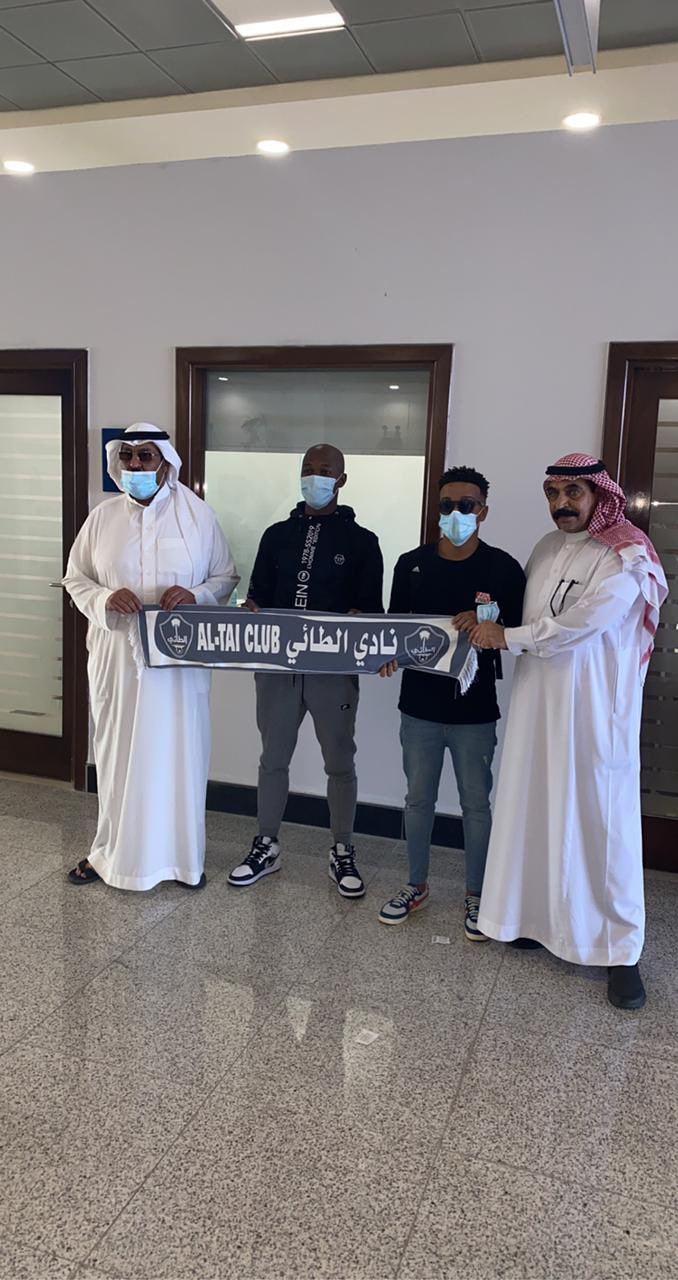 Musona Unveiled At Saudi Arabia Club