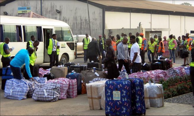 UK Deportees Whisked Away In Zupco Buses On Arrival