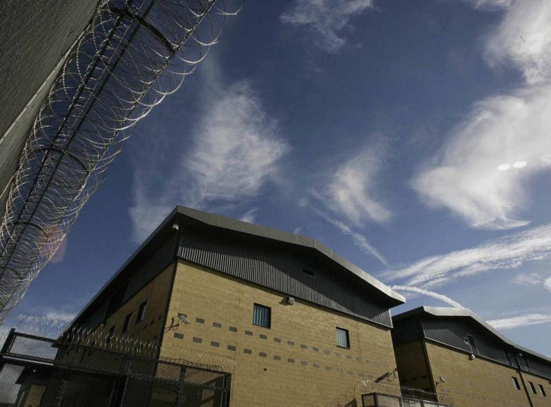 2 Zimbabweans Jump Off 2ndFloor At UK Deportation Centre