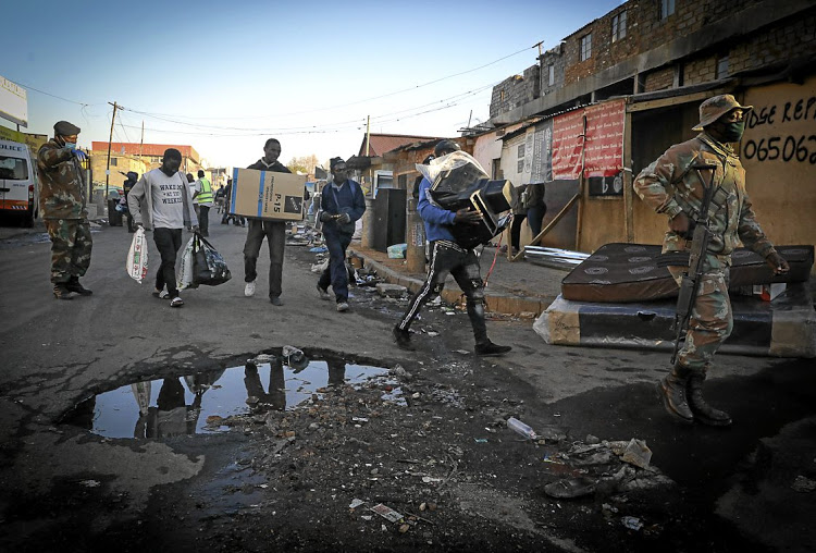 Death Toll From Zuma Riots Rises To 337