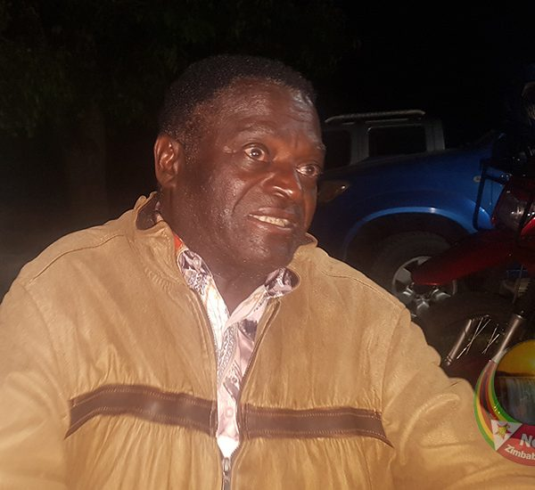 Chinese In Massive Looting Of Zimbabwe's Minerals: Chief Chiweshe