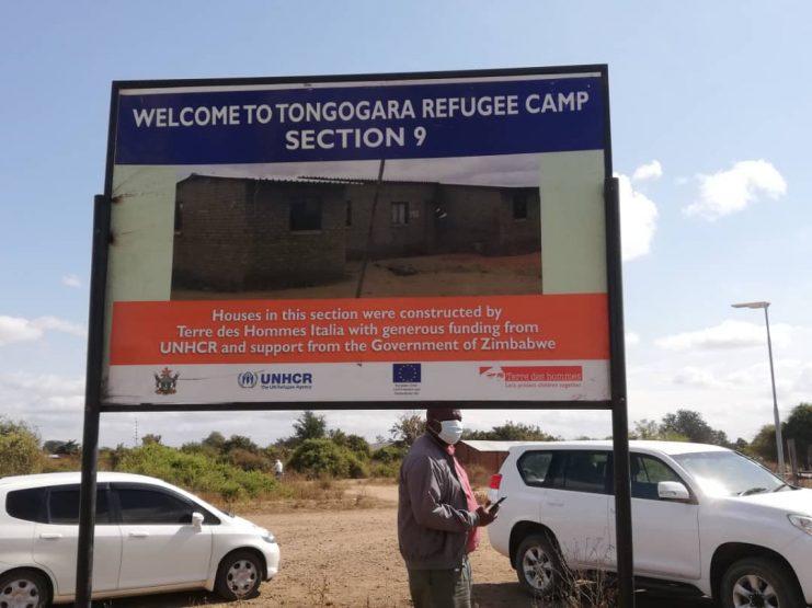 Refugee Farmer Harvests Success At Tongogara Camp