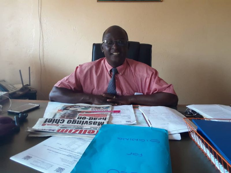 Zaka Converts Council Bar Into Registrar General's Office