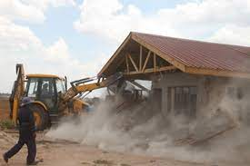 Government Agency Evicts Twelve Families