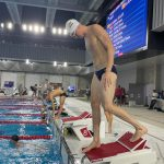 Swimmer Peter Wetzlar Sets New 100m Freestyle National Record At Olympic Games