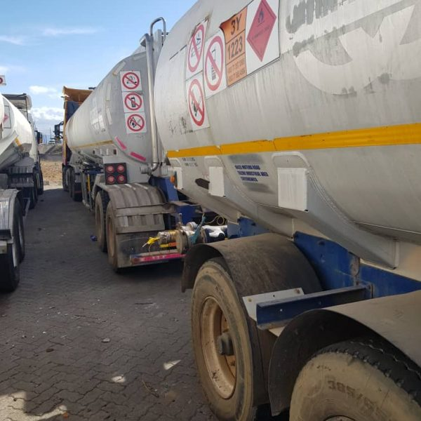 Covid-19 Induced Border Delays Irk Cargo Drivers