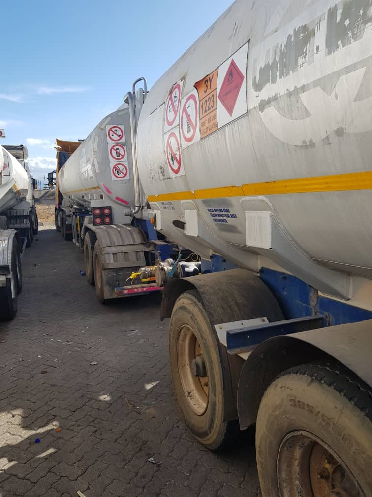 Zimra Busts Massive Fuel Smuggling Syndicate