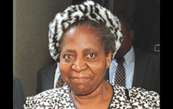 Former First Lady Janet Banana Dies