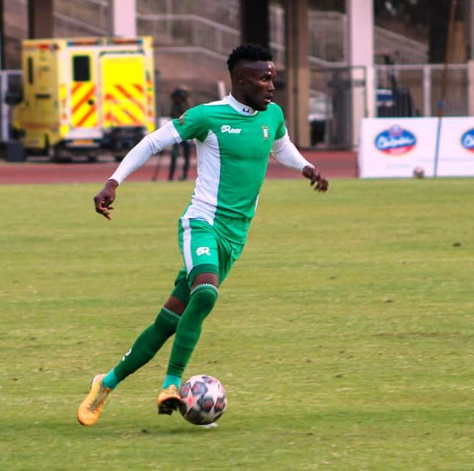 CAPS Utd Star Ishamel Wadi Joins SA Club