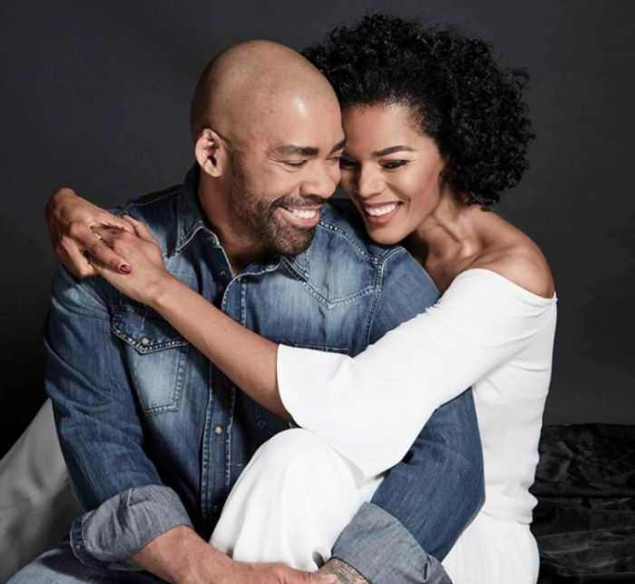 'I feel completely off balance': Connie Ferguson In Emotional Tribute To Shona