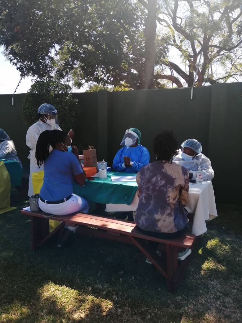 Miners Call For Mobile Vaccinations At Mining Sites