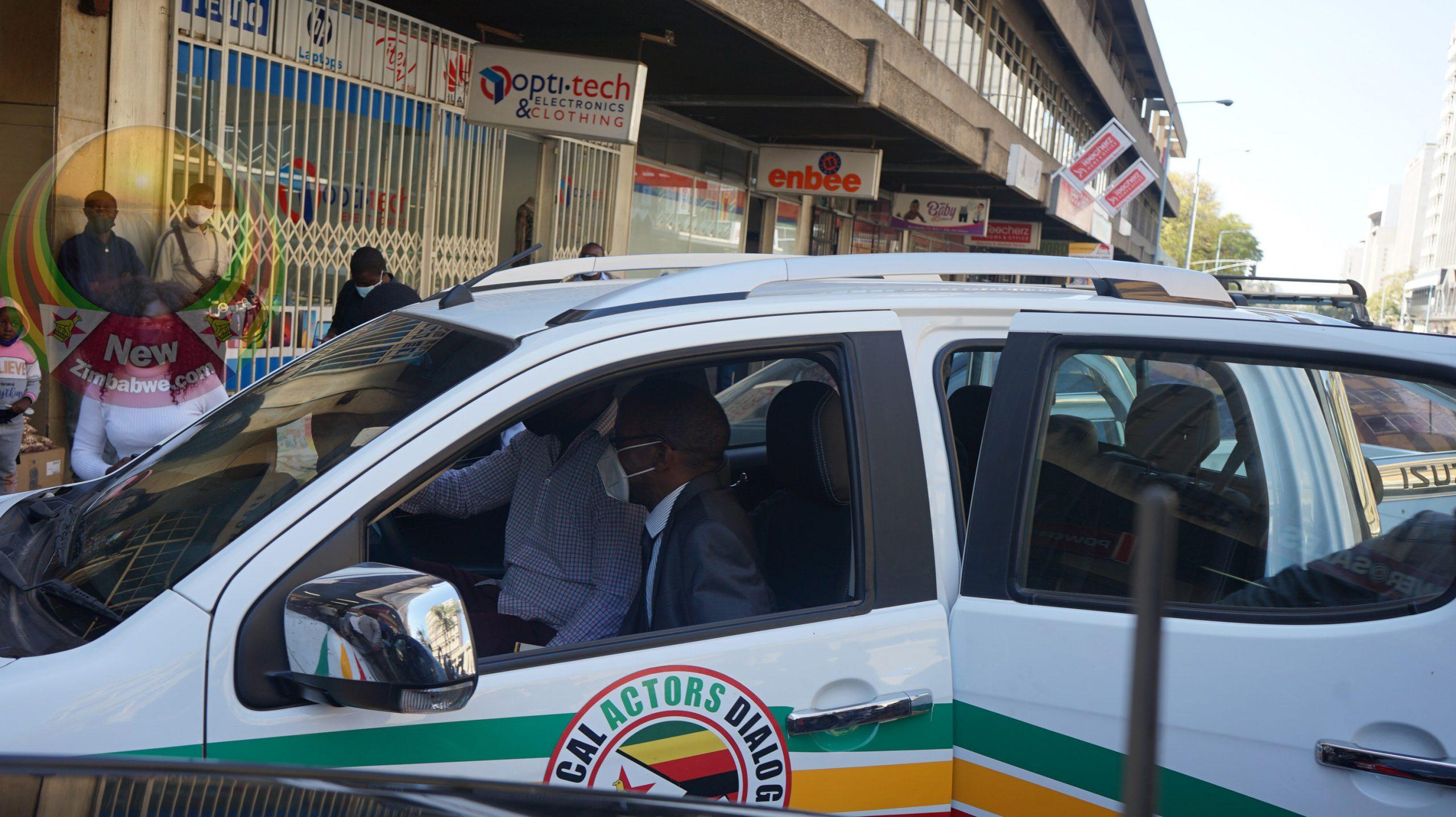 POLAD Vehicles: Madhuku Asks For More