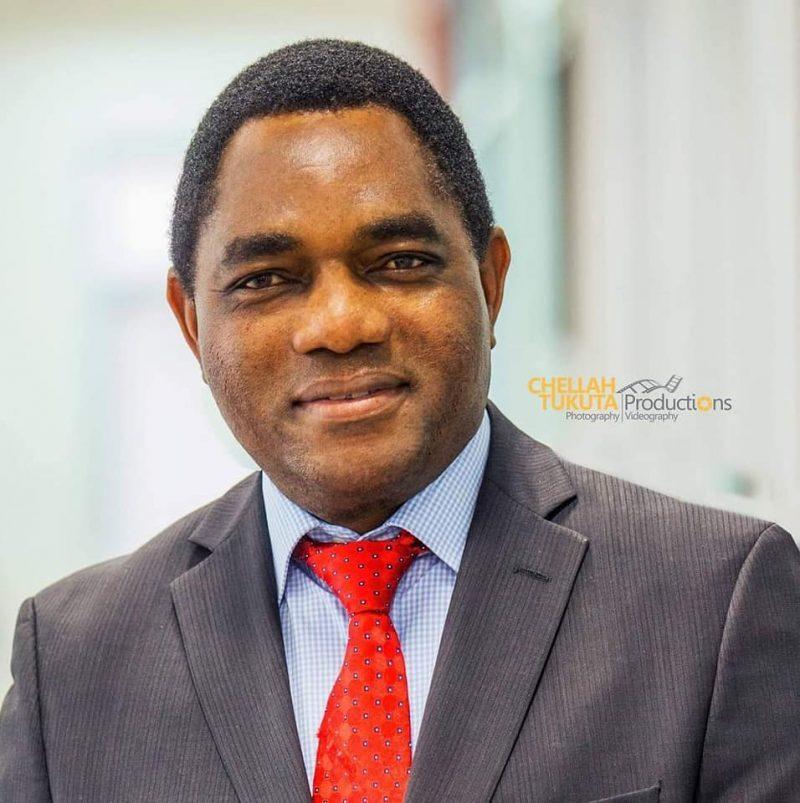 'New Dawn In Zambia' As Hakainde Hichilema Sworn In