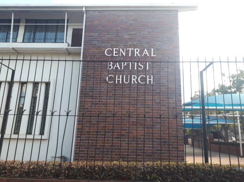 High Court Fires Baptist Church Members From Assembly