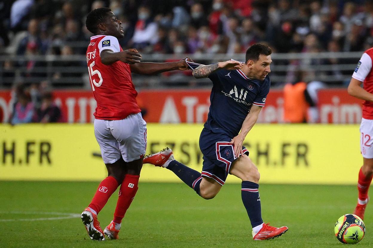 Munetsi Shines In Messi's PSG Debut