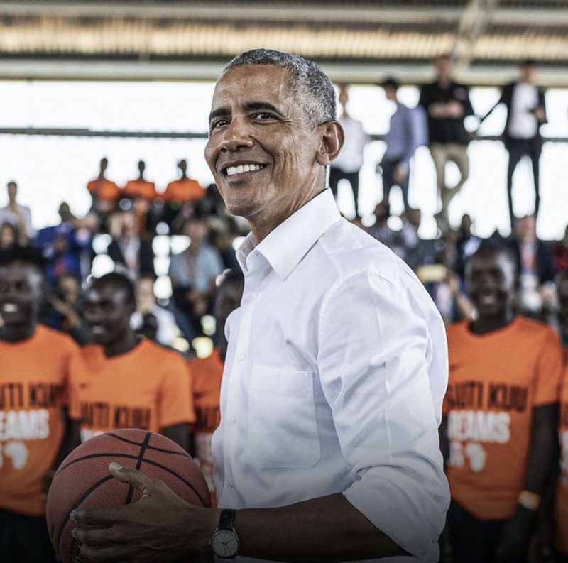 How Obama's Backing For NBA Africa Could Boost Basketball On TheContinent