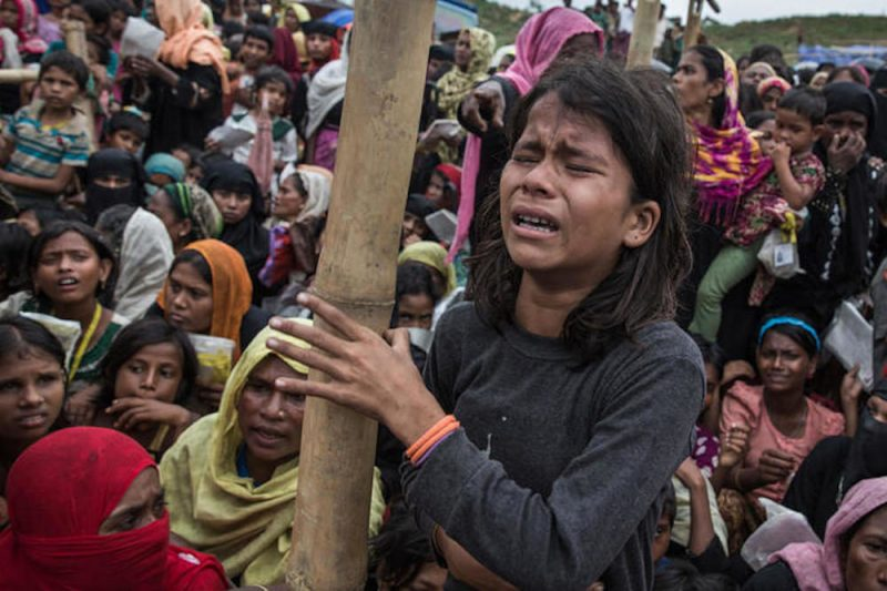 Africa Should Support Bangladesh In Solving Rohingya Crisis