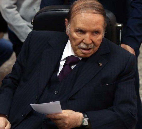 Ex-Algerian President Abdelaziz BouteflikaDies Aged 84