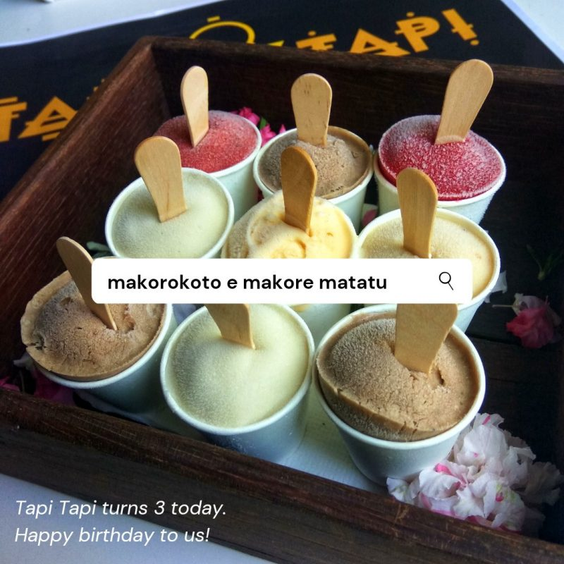 ZimMan Makes Ice-Cream For Africa In 600 Flavours