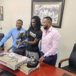 Mnangagwa Sons Set Up Paint Ball Arena For Enzo Ishall