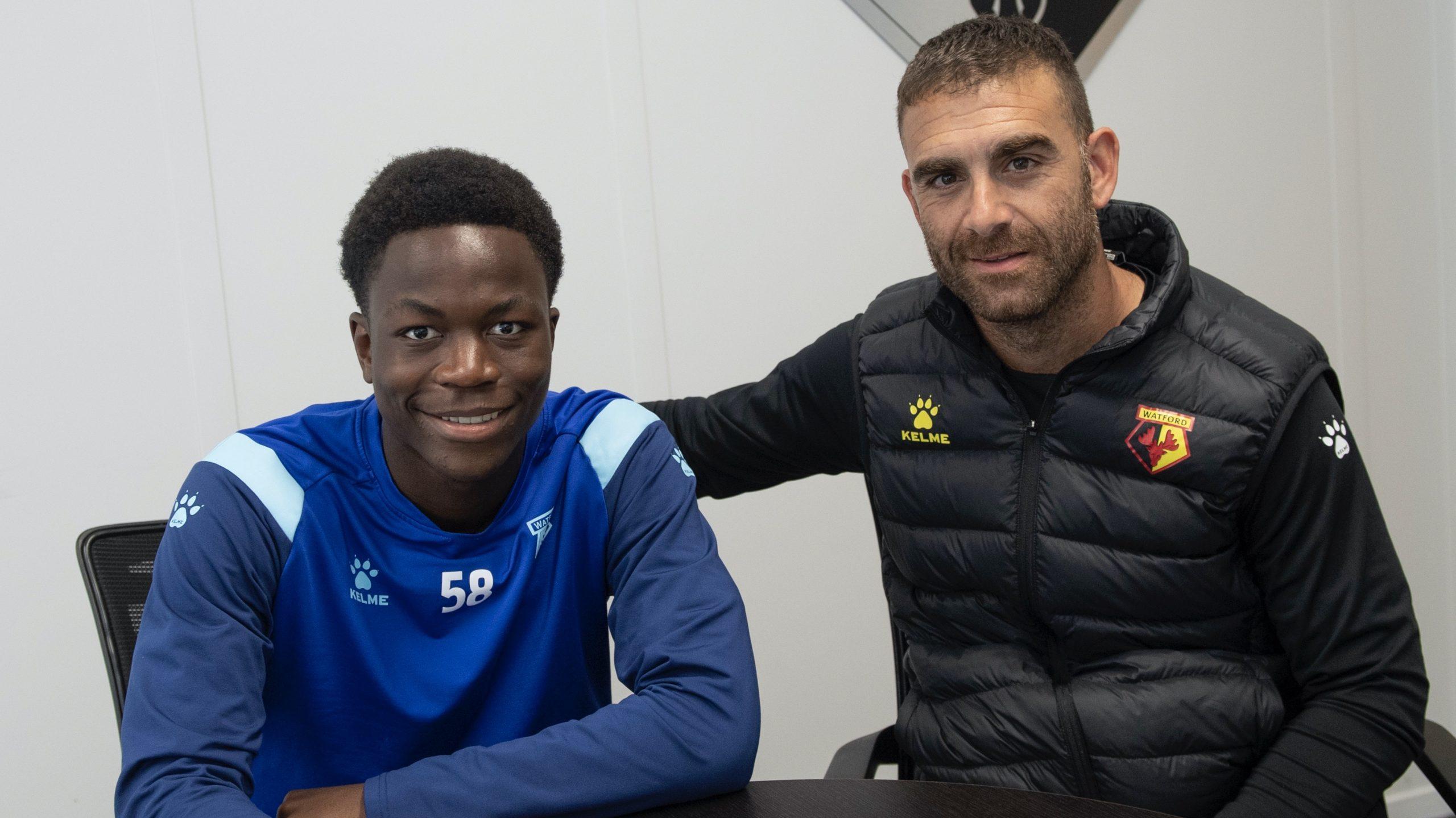 Zimbabwean Starlet Chikukwa Signs For Watford