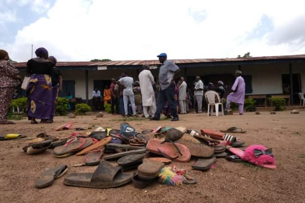 Nigeria Arrests Suspected Student Kidnappers