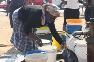Dire Lack Of Clean Water Hits Harare