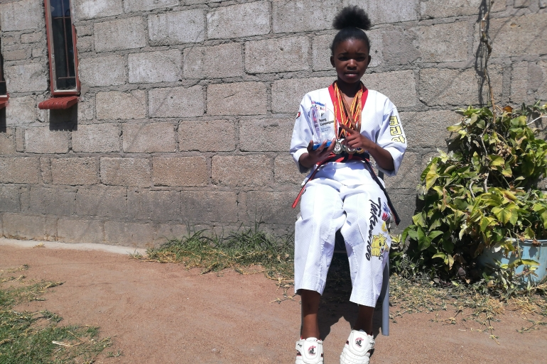 Taekwondo: Ending Child Marriage, One Kick At ATime