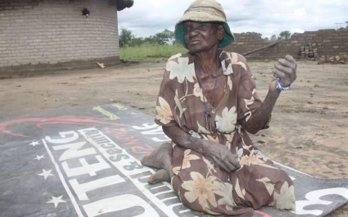 LATEST: Late Sungura Legend, Leonard Dembo's Mother Dies