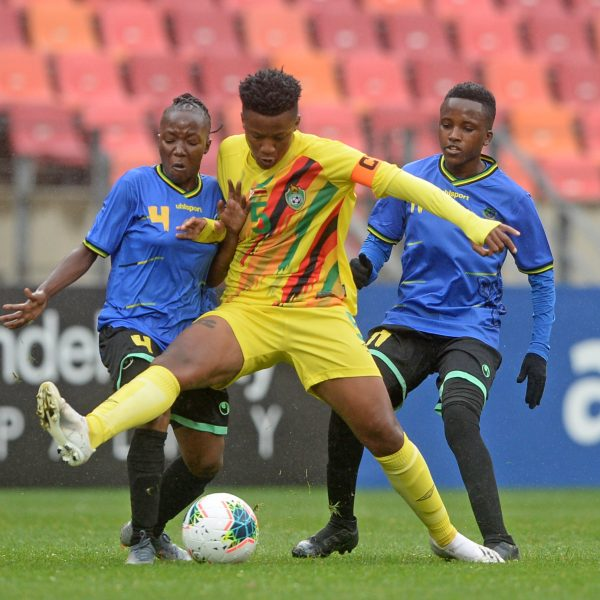 Mighty Warriors Edge Closer To AWCON Qualification
