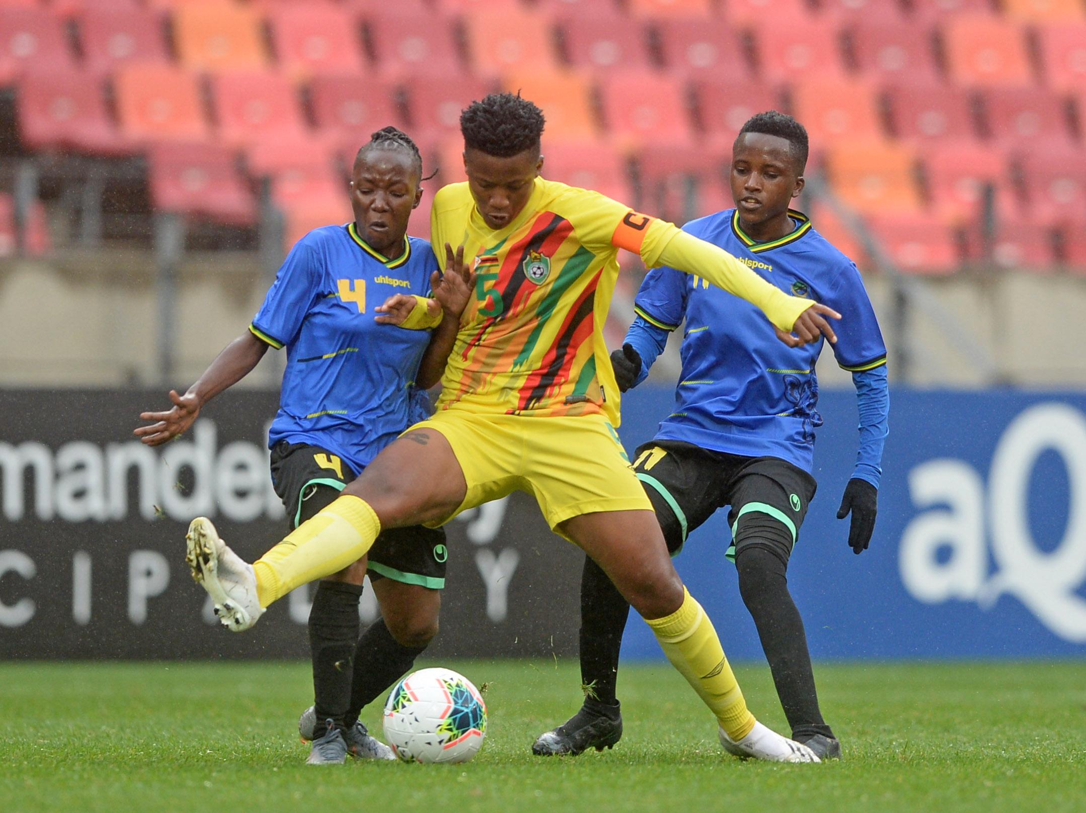 Mighty Warriors Struggle In Cosafa Opener