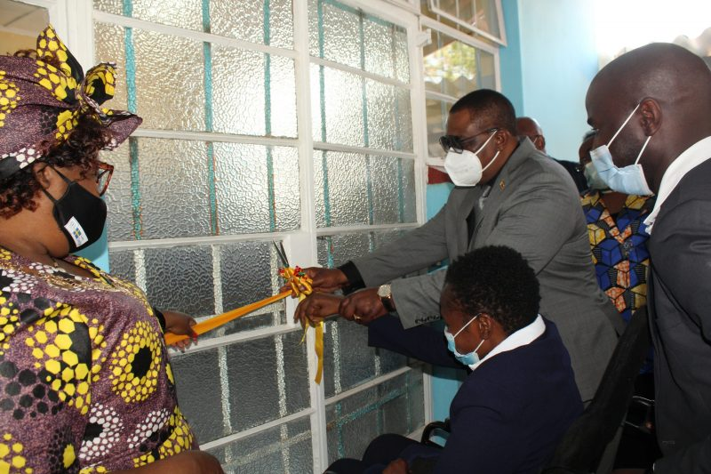 """Chiwenga Commissions """"Beerhall"""" Turned Into $17m InfectiousDiseases Hospital"""