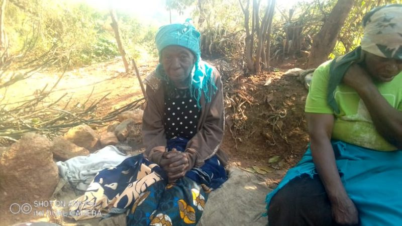 Fire Guts 90-Year-Old Couple's Chinhoyi Home
