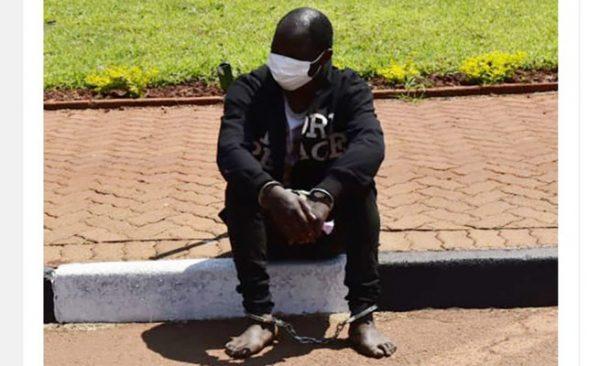 Suspected Serial Rapist Admits To Prison Break