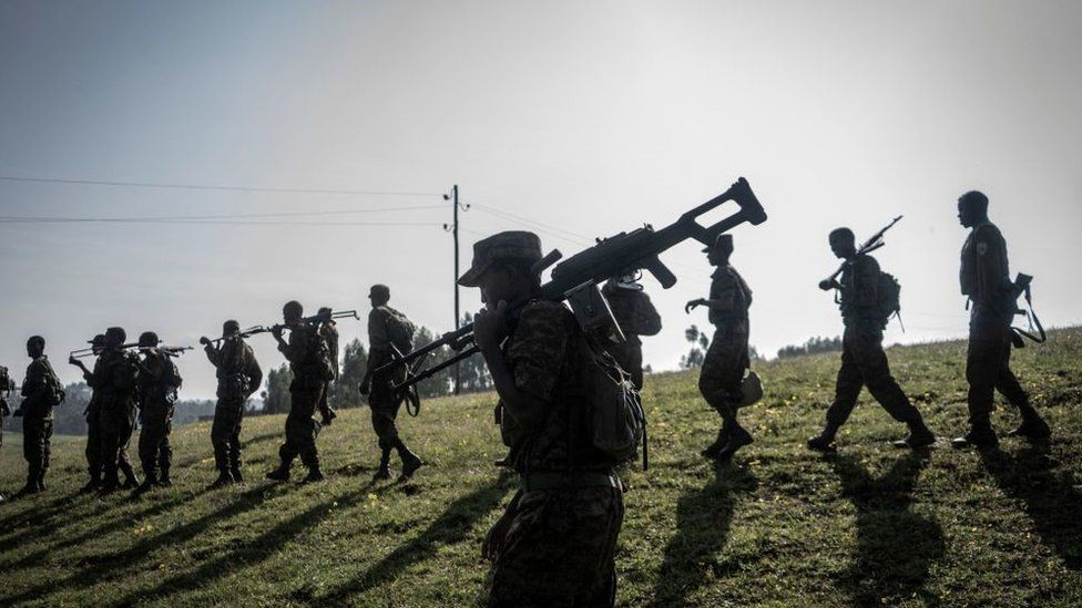Ethiopia's Tigray Crisis: Army Launches Offensive On All Fronts – Rebels