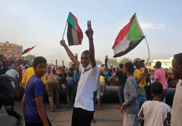 Seven Killed In Sudan Military Coup